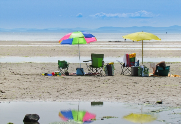 Whiterock Beach Fun - Photography